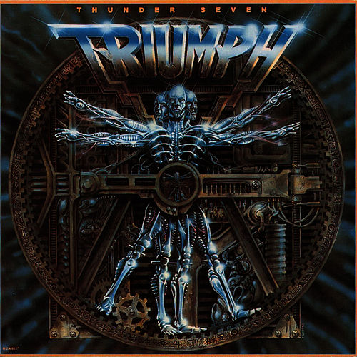 Thunder Seven Frontiers Records Von Triumph Napster