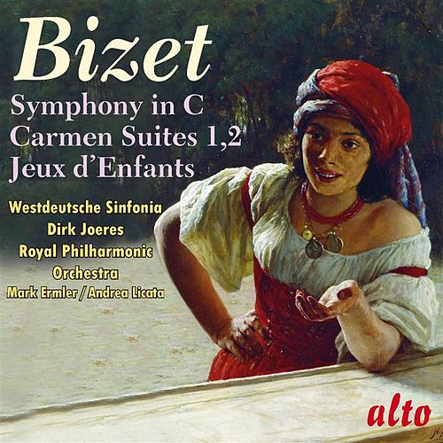 Bizet: Symphony in C; Carmen Suites 1 & 2; Jeux d'Enfants by Various Artists