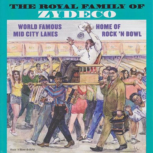 Royal Family of Zydeco by Various Artists