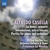 Casella: Introduzione, aria e toccata - Partita - La donna serpente Suites Nos. 1 & 2 by Various Artists