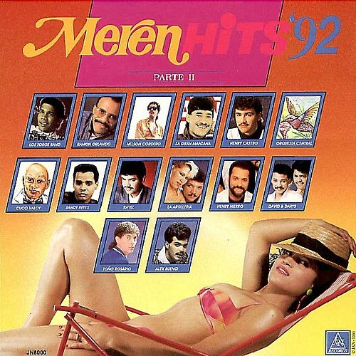 MerenHits '92 by Various Artists