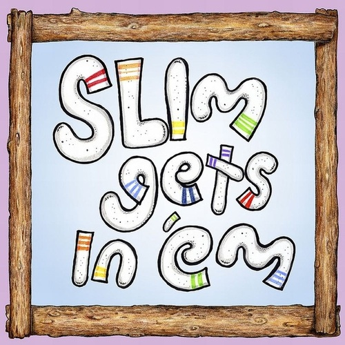 Slim Gets In 'Em - Single by Gustafer Yellowgold