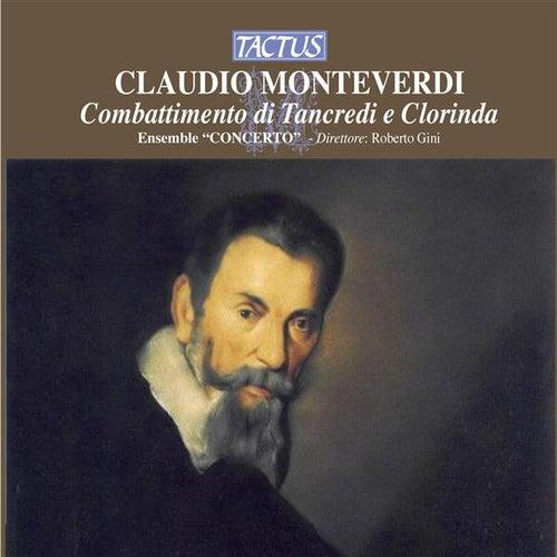 Monteverdi: Combattimento di Tancredi e Clorinda ed altri madrigali e canzonette by Various Artists