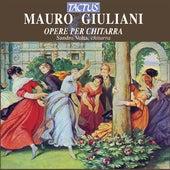 Giuliani: Opere per Chitarra by Sandro Volta