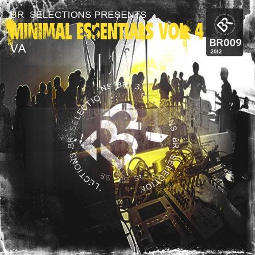 Minimal Essentials Vol. 4 - EP by Various Artists