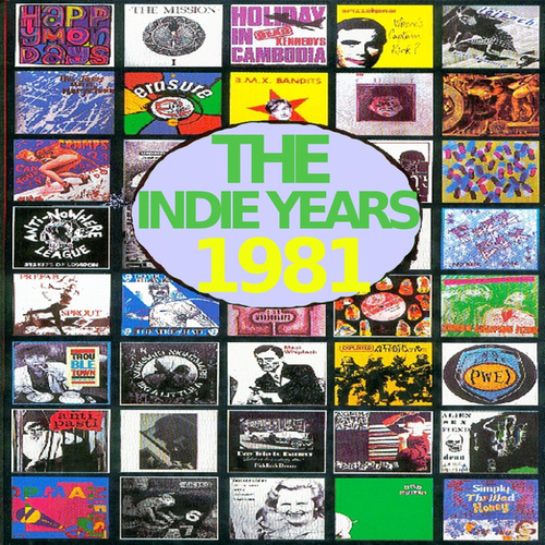 The Indie Years : 1981 by Various Artists