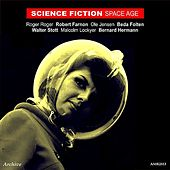 Science Fiction Space Age de Various Artists
