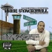 DJ Roc'Phella Presents: Free Stackwell  - The Compliation de Various Artists