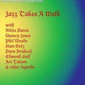 Jazz Takes A Walk de Various Artists