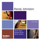 Is It You? de Randy Johnston