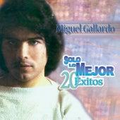 Solo Lo Mejor 20 Exitos by Miguel Gallardo