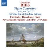 Ries: Piano Concertos Vol. 5 by Christopher Hinterhuber
