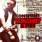 Gun Shot a Fire - Single by Konshens