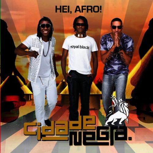 Hei, Afro! by Cidade Negra