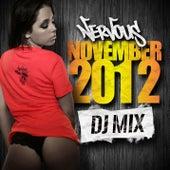 Nervous November 2012 - DJ Mix by Various Artists