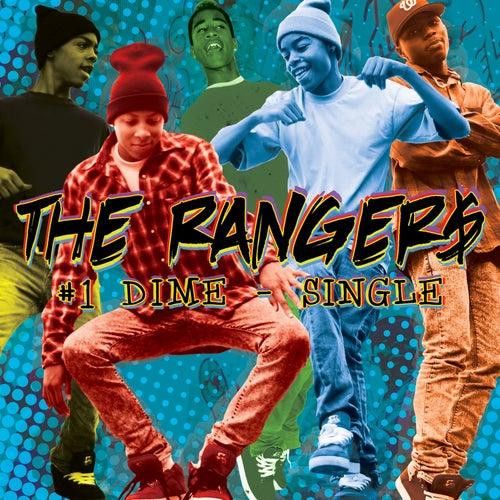 Go Hard - Single by The Ranger$