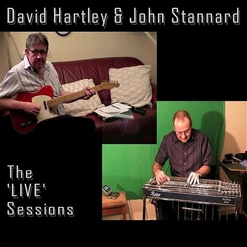 The Live Sessions by David Hartley