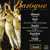 Baroque Favourites de Various Artists