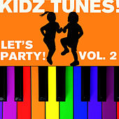 Happy Birthday: 40 Perfect Party Songs for Kids by The Tinseltown Players