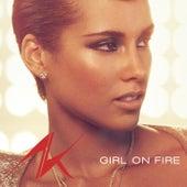 Girl on Fire (Remixes) - EP de Alicia Keys