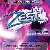 Zest - Simon Qudos (DJ Mix) - EP by Various Artists