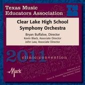 2011 Texas Music Educators Association (TMEA): Clear Lake High School Symphony Orchestra by Clear Lake High School Symphony Orchestra