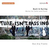 Bach & Kurtág: Works for Cello and Piano von Various Artists