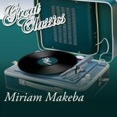 Great Classics de Miriam Makeba