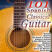 101 Spanish Clasical Guitar by Various Artists