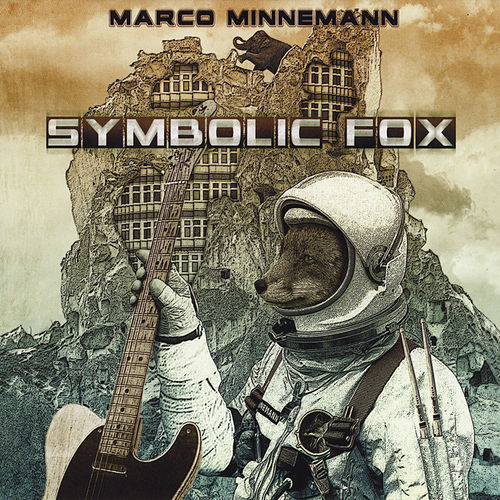 Symbolic Fox by Marco Minnemann