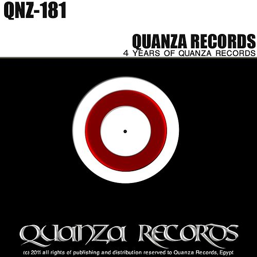 4 Years of Quanza by Various Artists