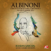Albinoni: Concerto for Trumpet & Orchestra No. 2 in D Minor, Op. 9 (Digitally Remastered) by Slovak Chamberorchestra