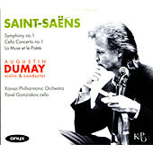 Saint-Saëns: Symphony No. 1, Concertos by Augustin Dumay