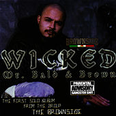 Mr. Bald & Brown by Wicked