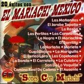 20 Éxitos con El Mariachi Mexico - Sones Con Mariachi by Mariachi Mexico