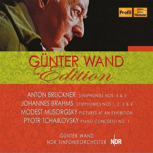 Gunter Wand Edition (NDR) by Various Artists