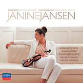 Schubert: String Quintet -  Schoenberg: Verklärte Nacht de Janine Jansen