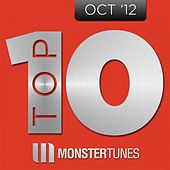 Monster Tunes Top 10 - October 2012 - EP by Various Artists