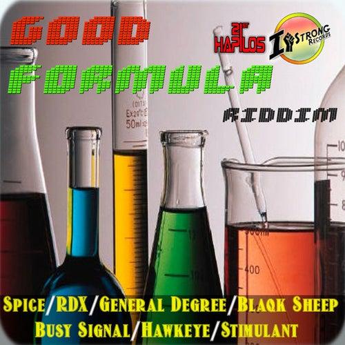 Good Formula Riddim by Various Artists