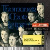 Bach: Motets, BWV 225-230 (KulturSpiegel - Eterna - Über Grenzen hinaus) by Gewandhausorchester Leipzig