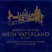 Smetana: Mein Vaterland (Cycle of Symphonic Poems) by Gewandhausorchester Leipzig