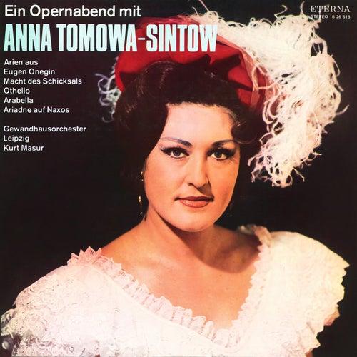 Opera Arias (Soprano): Tomowa-Sintow, Anna - Peter Iljitsch Tschaikowsky/ GiuseppeVerdi/ Richard Strauss by Various Artists