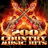 200 Country Music Hits de Various Artists