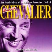 Les Inoubliables De La Chanson Française Vol. 4 — Maurice Chevalier (Les Années Frou-Frou) de Maurice Chevalier