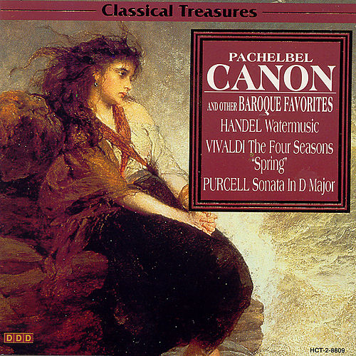 Canon and other Baroque Favorites by Various Artists