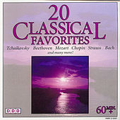 20 Classical Favorites by Various Artists