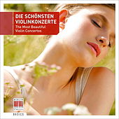 The Most Beautiful Violin Concertos by Various Artists