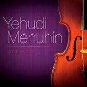 Yehudi Menuhin Vol. 4 : Concerto Pour Violon En Ré Majeur (Ludwig Van Beethoven) by Various Artists