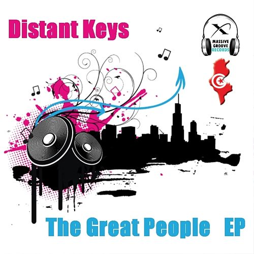 The Great People - Single by Distant Keys