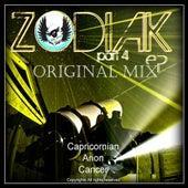 Zodiak Part 4 - Single de Alonzo